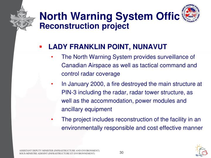 North Warning System Office