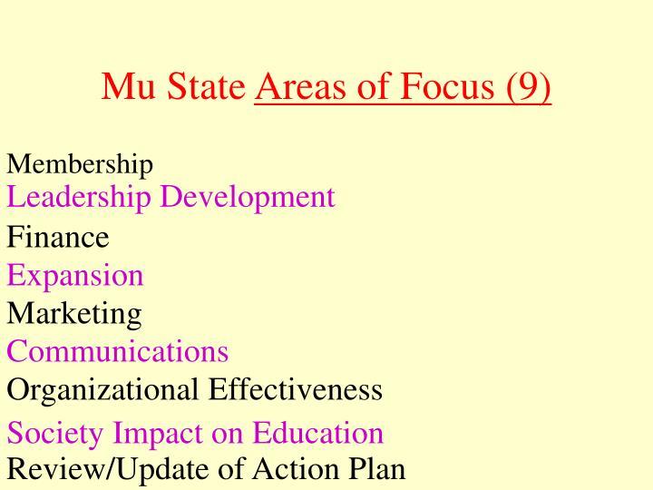 Mu State