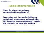 crisis communicatie2