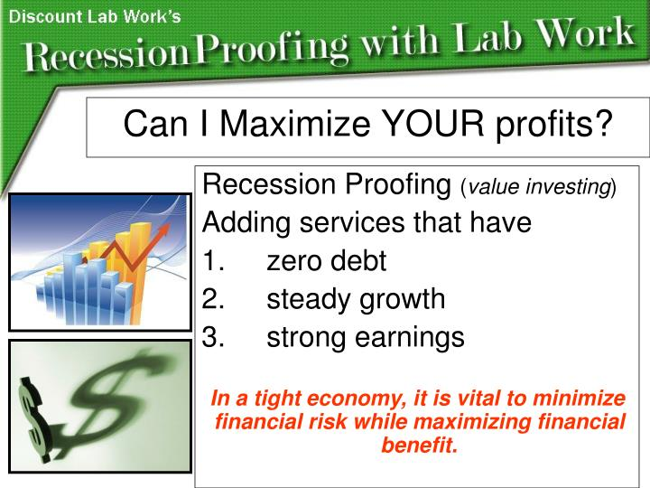 Recession Proofing