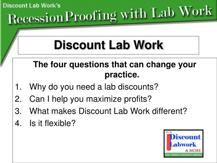 The four questions that can change your practice.