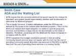 smith case ada and the waiting list6