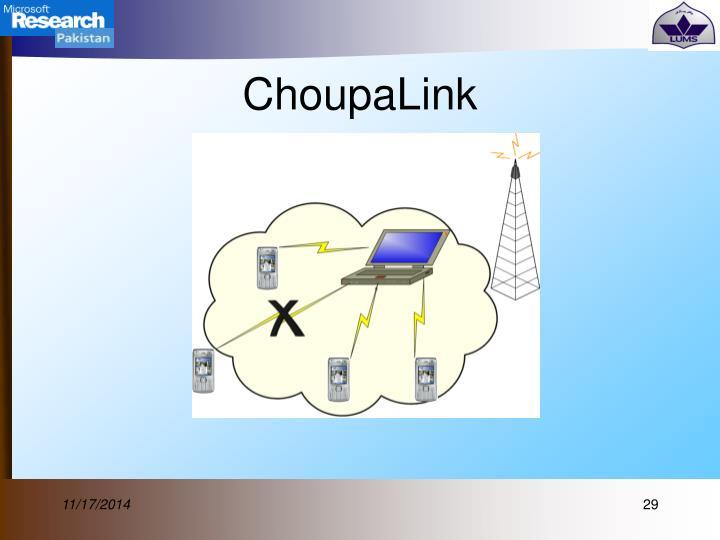 ChoupaLink