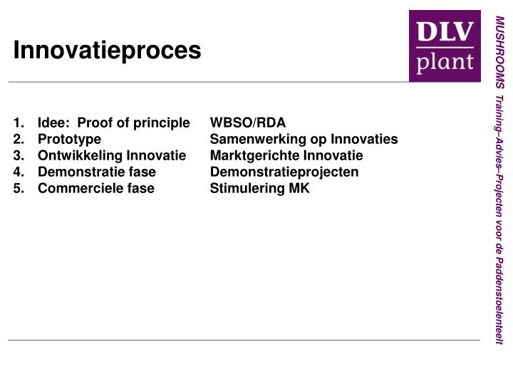 Innovatieproces