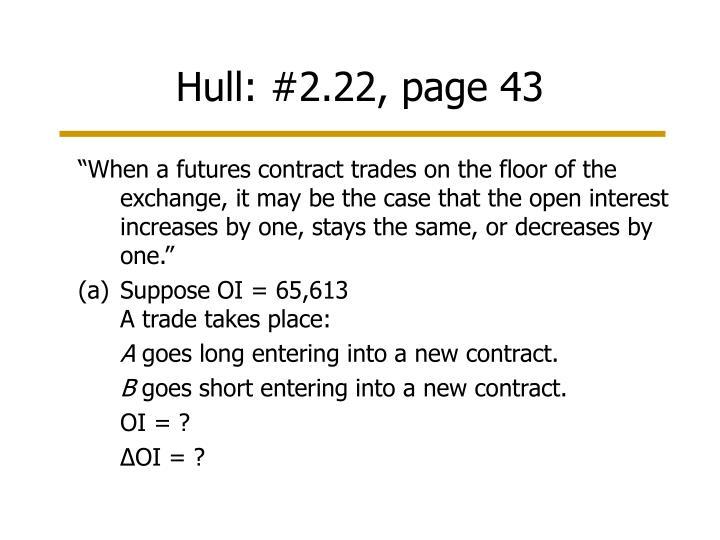 Hull: #2.22, page 43