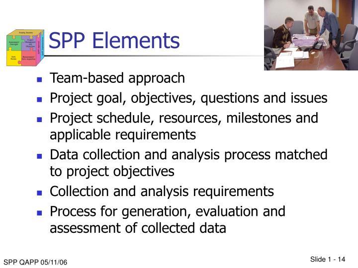 SPP Elements