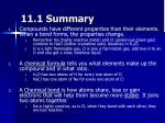 11 1 summary
