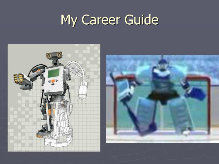 My Career Guide