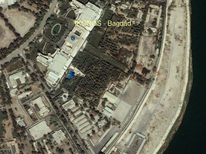 IKONOS - Bagdád