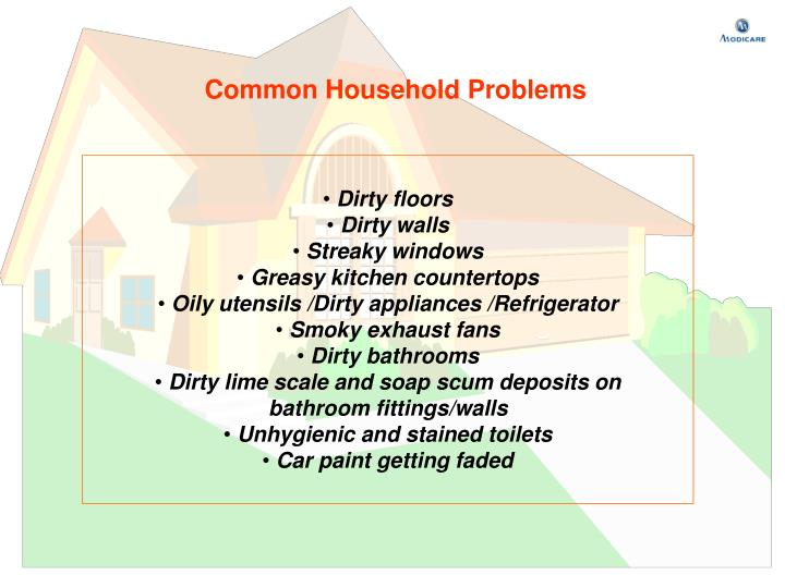 Common Household Problems