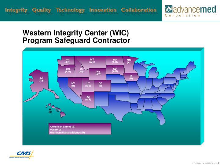 Western Integrity Center (WIC)