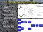 preparation development