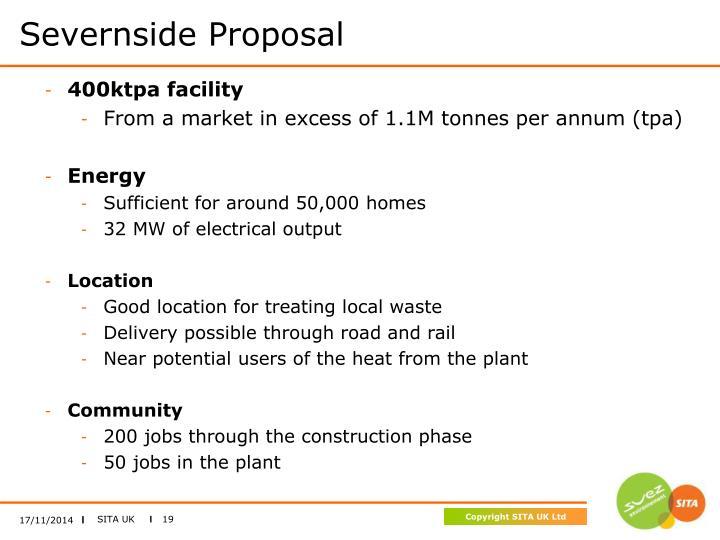 Severnside Proposal