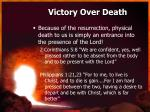 victory over death1