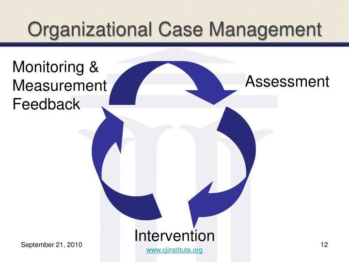 Organizational Case Management