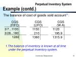 perpetual inventory system example contd1