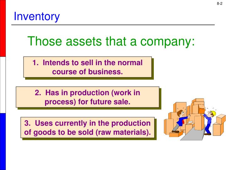 Those assets that a company: