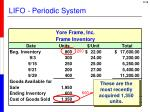 lifo periodic system3