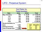 lifo perpetual system1
