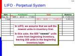 lifo perpetual system2