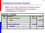perpetual inventory system1