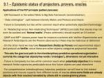 9 1 epistemic status of projectors provers oracles