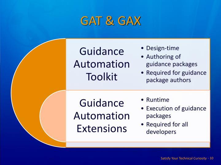 GAT & GAX
