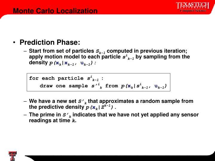 Prediction Phase: