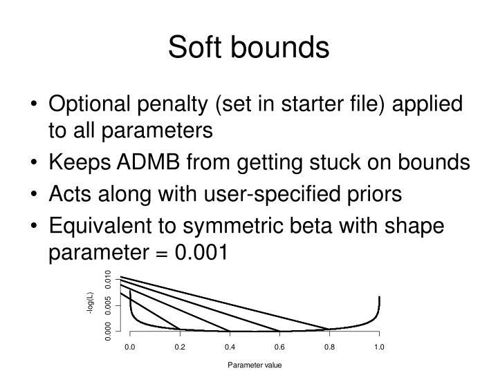 Soft bounds