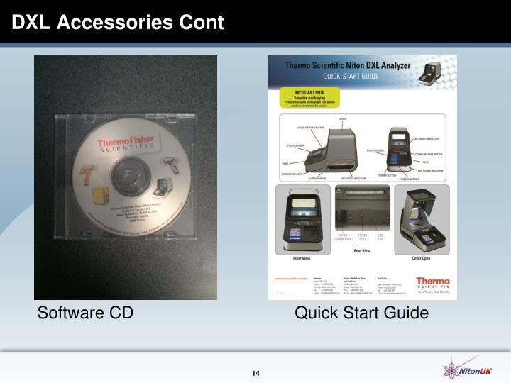 DXL Accessories Cont
