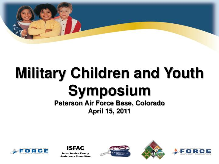 Military Children and Youth Symposium