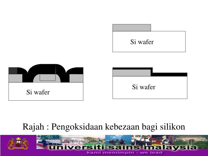 Si wafer