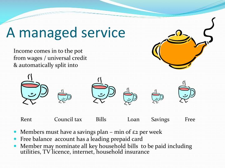A managed service