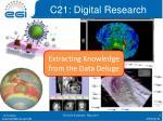 c21 digital research