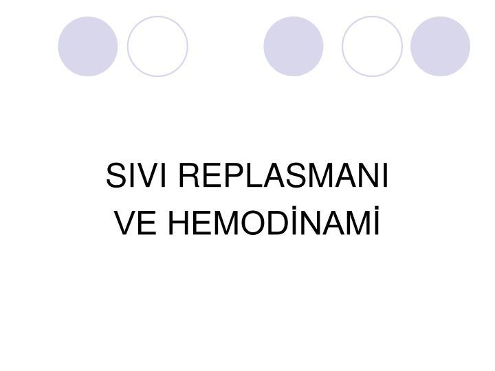 SIVI REPLASMANI