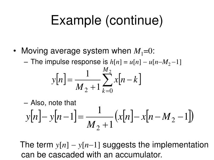 Example (continue)