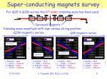 super conducting magnets survey1