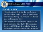 gis data sources in ms mgc1