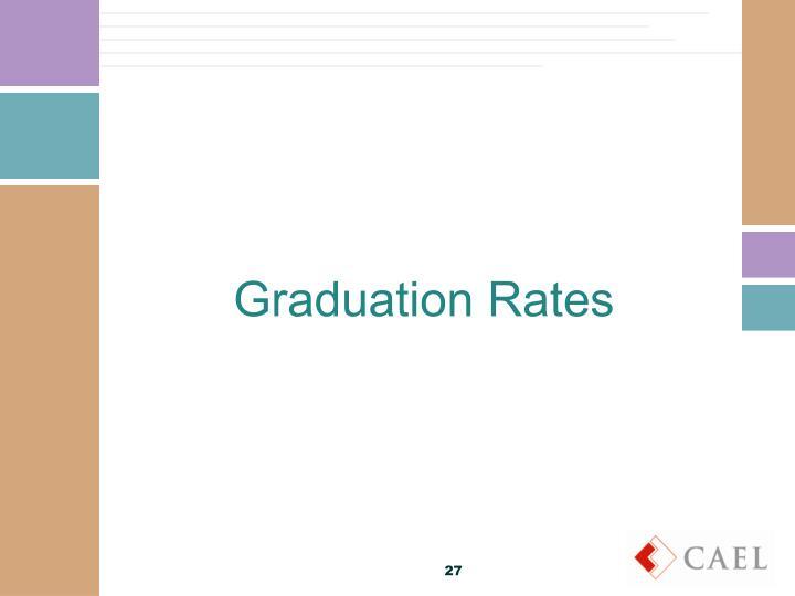 Graduation Rates