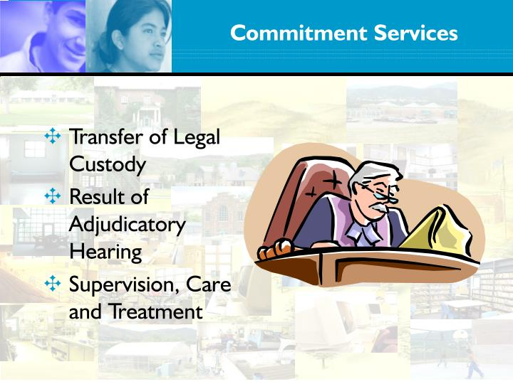 Commitment Services