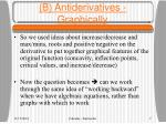 b antiderivatives graphically1