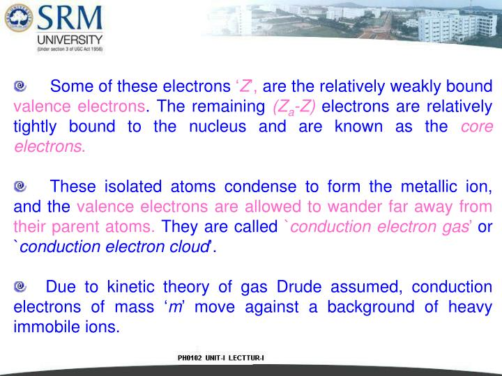 Some of these electrons