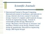scientific journals1