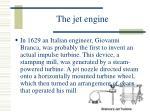 the jet engine2