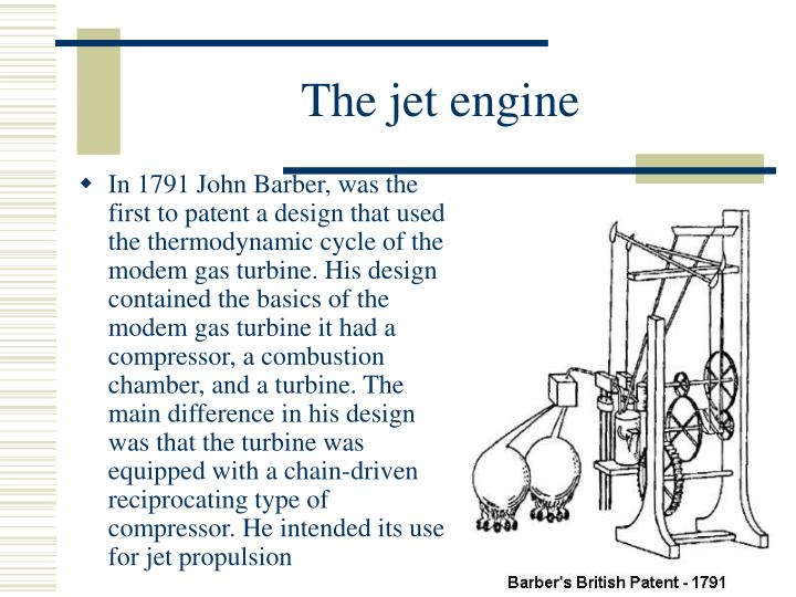 The jet engine