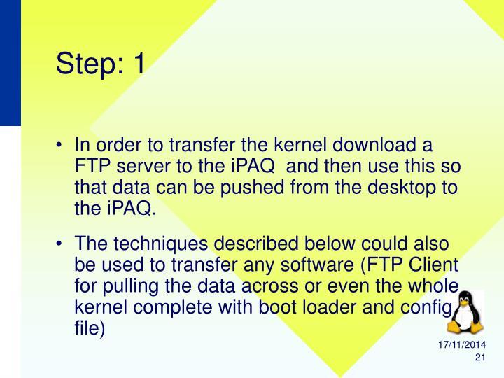 Step: 1