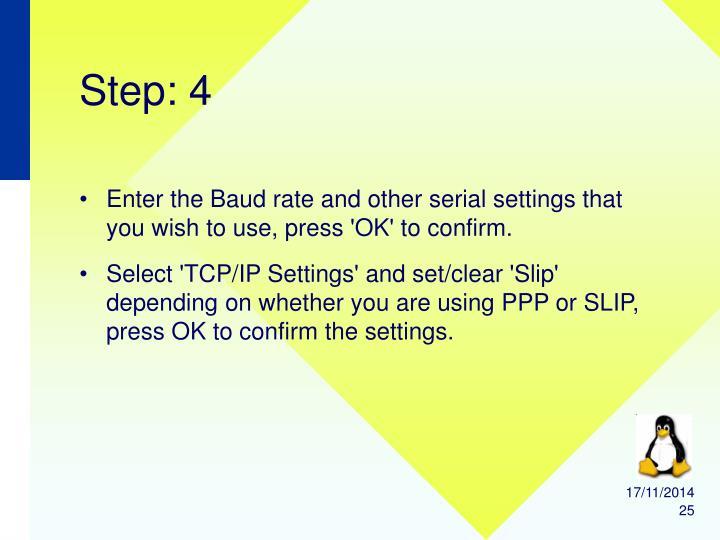 Step: 4