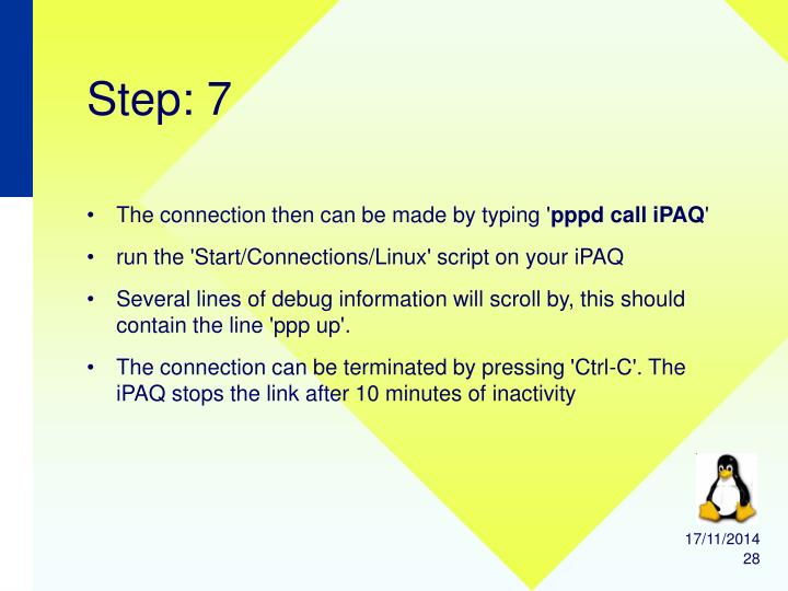 Step: 7