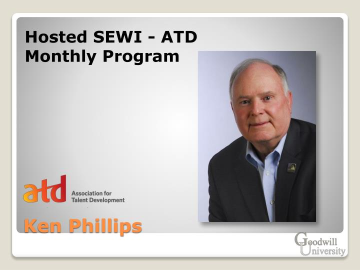 Hosted SEWI - ATD