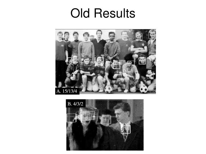 Old Results